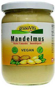 GranoVital weißes Mandelmus 550g